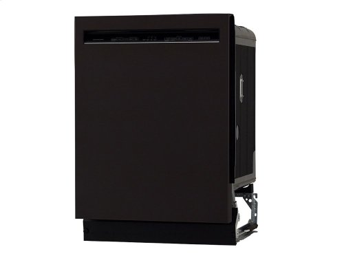 46 DBA Dishwasher with ProWash , Front Control - Black Stainless
