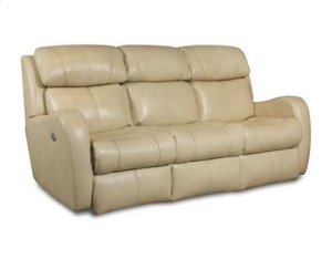 Double Reclining Sofa with 2 Pillows