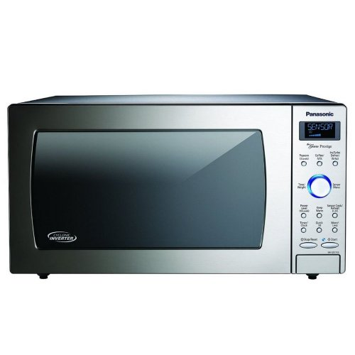 Ft Built In Countertop Cyclonic Wave Microwave Oven With Inverter