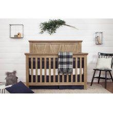 Emory Farmhouse 4-in-1 Convertible Crib