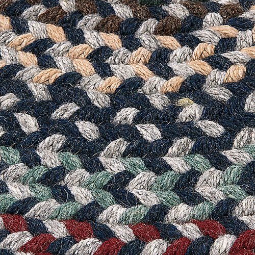 Boston Common Rug BC52 Winter Blues Samples