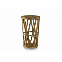 Equipable Accent Table