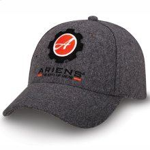 Ariens King Of Snow Gear Logo Grey Cap