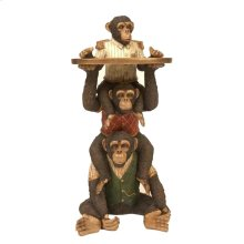 Stacking Monkey Service Table