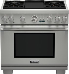 36-Inch Pro Grand® Commercial Depth Liquid Propane Range