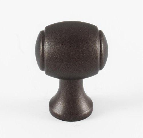 Royale Knob A981-34 - Chocolate Bronze