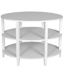 Crawford 3-Level Cocktail Table