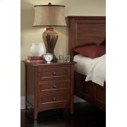 3-Drawer Nightstand Product Image