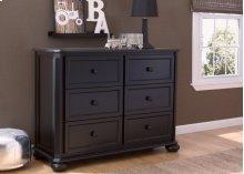 Peyton 6 Drawer Dresser - Ebony (0011)