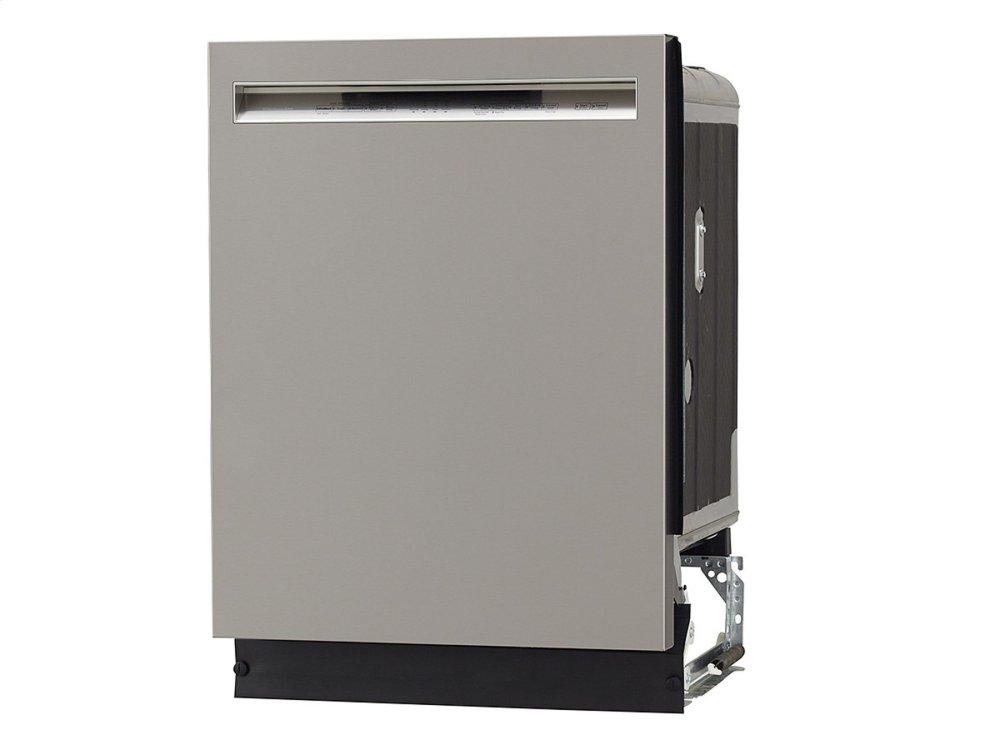 Kitchenaid 46 Dba Dishwasher With Prowash , Front Control   Printshield  Stainless