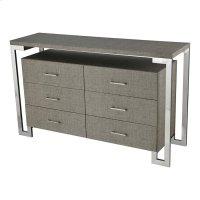 Mezzanine Grand Bureau - Stainless Product Image