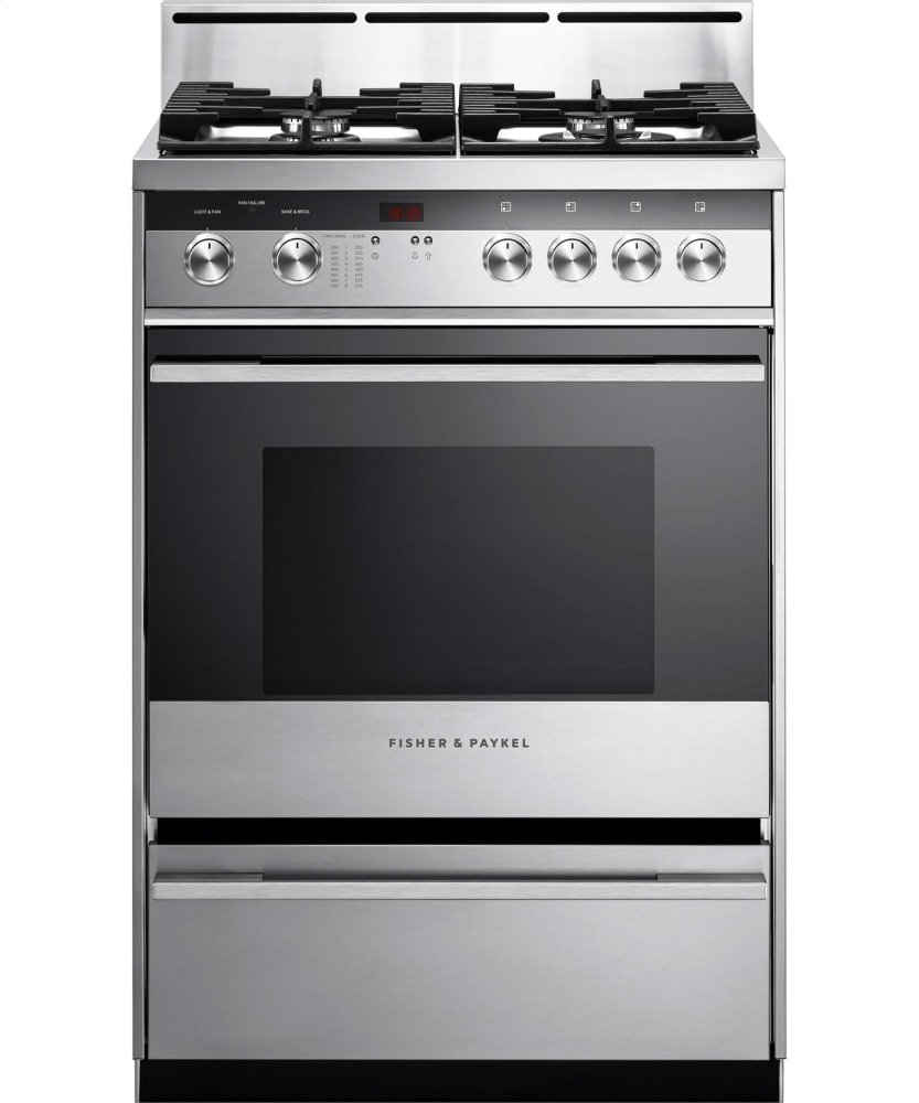 Gas Range, 24"