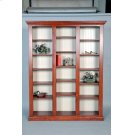 "#490-853 Library Unit 68""wx14.5""dx85""h Available in 85""h,72""h, and 48"" in 2 or 3 units. Product Image"