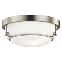 Belmont Collection Belmont Flush Mount 2 Light NI