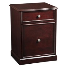 Mallory Rolling File Cabinet