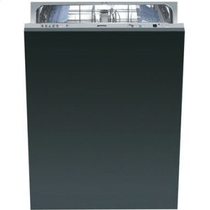 "SmegFully integrated 24"" Dishwasher"