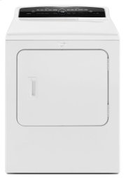 7.0 cu.ft Top Load HE Electric Dryer with Advanced Moisture Sensing, Intuitive Touch Controls Product Image