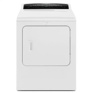 Whirlpool7.0 cu.ft Top Load HE Electric Dryer with Advanced Moisture Sensing, Intuitive Touch Controls
