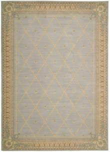 Ashton House As03 Surf Rectangle Rug 7'9'' X 10'10''