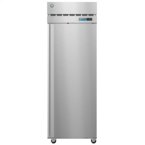 HoshizakiF1A-FS, Freezer, Single Section Upright, Full Stainless Door with Lock