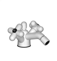 Single-hole bidet mixer