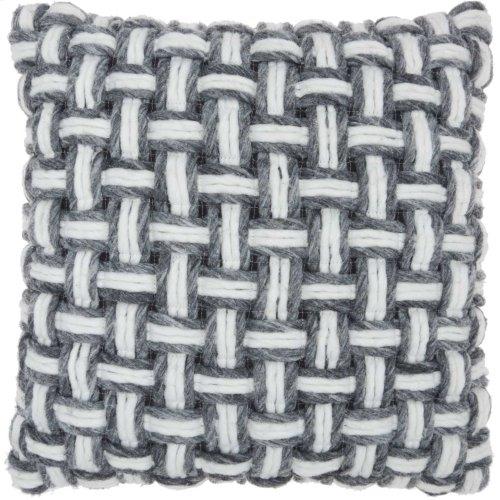 """Life Styles Dc475 Grey 20"""" X 20"""" Throw Pillows"""