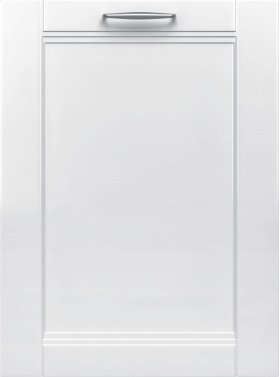 """300 Series 24"""" Panel Ready Dishwasher SHV863WB3N Custom Panel Ready (Panel Not Included)"""