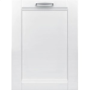 Bosch800 Custom Panel, 6/6 cycles, 40 dBA, Prem 3rd Rck, UR glide, Touch Cntrls, InfoLight - CP