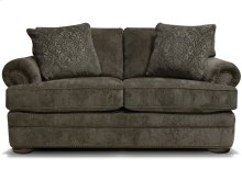 Knox Loveseat with Nails 6M06N