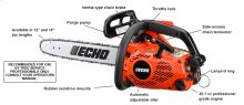 CS-303T 30.1cc Top Handle Chain Saw