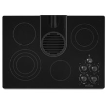 "4 Elements Pure Ceramic Glass Surface with Built-In Downdraft Vent Electric 30"" Width Architect® Series II"