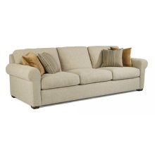 Randall Fabric Large Three-Cushion Sofa