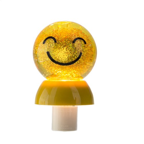 Emoji Smile Face Night-Light