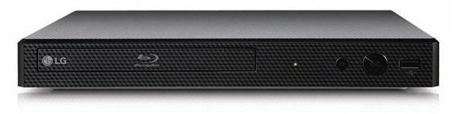 BP175 in Black by LG in Geneva, OH - Blu-ray Disc Player