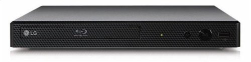 Blu-ray Disc Player with Streaming Services