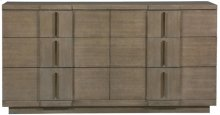 Axis 6-Drawer Chest L100D