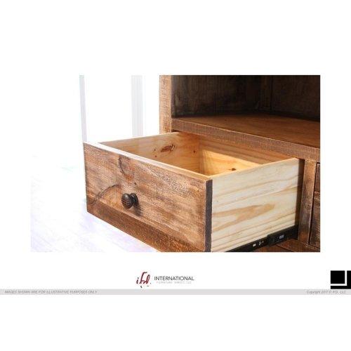 3/3 Platform style Footboard / Rails