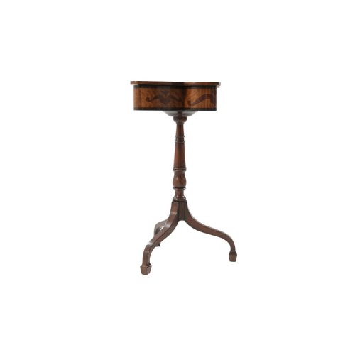 The Butterfly Accent Table - High Gloss
