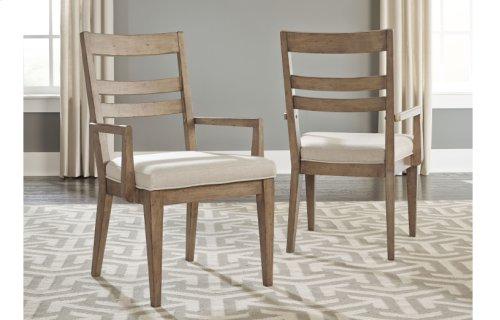 Bridgewater Slat Back Arm Chair