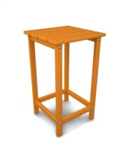 "Tangerine 26"" Counter Side Table Product Image"