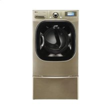 7.4 cu.ft. Ultra-Large Capacity SteamDryer™ with Color LCD Display and Touch Buttons (Electric)