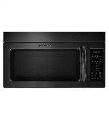 30'', 1000-Watt Microwave Hood Combination Oven, Architect® Series II - Black