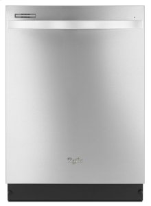 Floor Model Clearance! Whirlpool Dishwasher with Silverware Spray