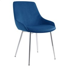 Cassidy Side Chair in Blue