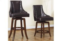Counter Height Chair, Brown