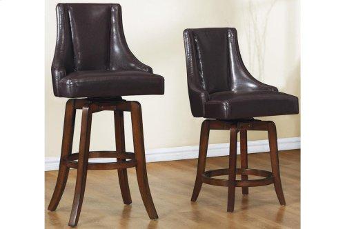 Pub Height Chair, Green