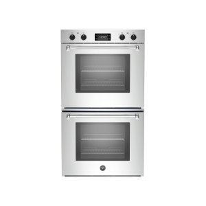 BERTAZZONI30 Double Convection Oven with Assistant Stainless