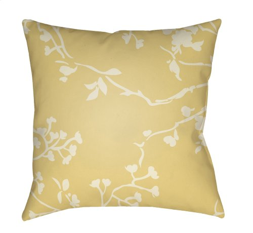 "Chinoiserie Floral CF-001 18"" x 18"""