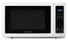 1200-Watt Countertop Microwave Oven - White