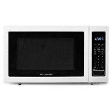 1200-Watt Countertop Microwave Oven - White
